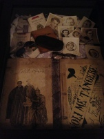 """A facsimile of the first edition of Dr. Jose Rizal's novel """"Noli Me Tangere""""."""